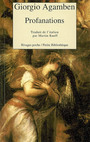 Book cover: Profanations - AGAMBEN GIORGIO - 9782743615789