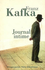 Book cover: Journal intime - KAFKA FRANZ - 9782743618124