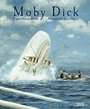 Couverture du livre Moby dick - MELVILLE HERMAN & JAMES PRUNIE - 9782745905338