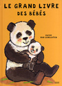 Book cover: Le grand livre des bebes - VAN GENECHTEN GUIDO - 9782745922335