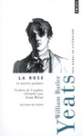 Couverture du livre Rose (La) - YEATS WILLIAM BUTLER - 9782757810156