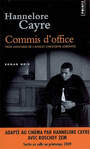 Book cover: Commis d'office - CAYRE HANNELORE - 9782757811597