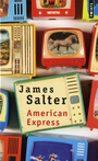 Couverture du livre American express - SALTER JAMES - 9782757819500