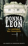 Book cover: Cantique des innocents (Le) - LEON DONNA - 9782757865422