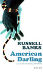 Couverture du livre American darling - BANKS RUSSELL - 9782760925052