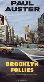 Couverture du livre Brooklyn follies - AUSTER PAUL - 9782760925069