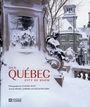 Couverture du livre Old Quebec City of snow - LESSARD MICHEL - 9782761917681
