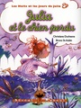 Book cover: Julia et le chien perdu - DUCHESNE CHRISTIANE & BRUNO ST - 9782764603352