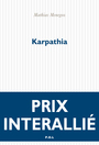 Book cover: Karpathia - Menegoz Mathias - 9782818020760