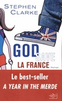 Couverture du livre God save la france - CLARKE STEPHEN - 9782841113187