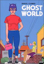 Couverture du livre Ghost world - CLOWES DANIEL - 9782849990865