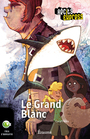 Book cover: Le Grand Blanc - Férey Caryl - 9782874382260