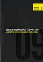 Couverture du livre Amnesty international rapport 2009 - AMNESTY INTERNATIONAL - 9782876661691