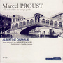 Couverture du livre Albertine disparue (10 cd) - PROUST MARCEL - 9782878625226