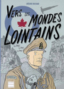 Book cover: Vers les mondes lointains - BOUCHARD GREGOIRE - 9782888901860