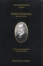 Couverture du livre Poete national poemes choisis - FRECHETTE LOUIS - 9782890186309