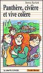 Book cover: Panthere,civiere et vive colere - SARFATI SONIA - 9782890214064