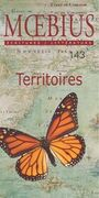 Book cover: Moebius no. 143 : « Territoires » Novembre 2014 - HAMELIN LOUIS - 9782890319813