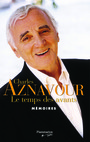 Book cover: Le temps des avants : memoires - AZNAVOUR CHARLES - 9782890772595