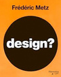 Book cover: design? - Metz Frédéric - 9782890774513