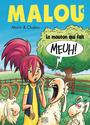 Book cover: Malou 1 Le mouton qui fait meuh ! - CHABIN LAURENT - 9782894357316