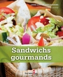 Couverture du livre Sandwichs gourmands - Desjardins Anne-Louise - 9782894558263