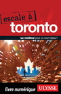 Book cover: Escale à Toronto - Ulysse Collectif - 9782894640296