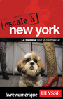 Couverture du livre Escale à New York 2012 - COLLECTIF - 9782894644843