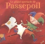 Book cover: Le grand spectacle de Passepoil - ARSENAULT ELAINE - 9782895125228