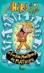 Book cover: Fou rire monstrueux de Mathieu - BOISVERT JOCELYN - 9782895913177
