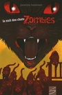 Book cover: Nuit des chats zombies (La) - BOISVERT JOCELYN - 9782896074617
