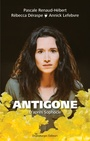 Book cover: Antigone - Renaud-Hébert Pascale - 9782896371402