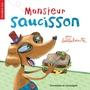 Book cover: Monsieur Saucisson - Bellebrute - 9782896862450