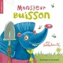 Book cover: Monsieur Buisson - Bellebrute - 9782896864485