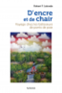 Book cover: D'encre et de chair - F. Lalonde Robert - 9782896883431