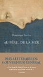 Book cover: Au péril de la mer - Fortier Dominique - 9782896943159