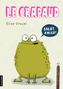 Book cover: Crapaud (Le) - Gravel Élise - 9782896957880