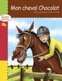 Book cover: Mon cheval Chocolat - Richet Béatrice Marie - 9782897399573