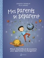 Couverture du livre Mes parents se séparent - TREMBLAY JENNIFER - 9782897541408