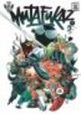 Book cover: Mutafukaz - Tome 2 - Troublants trous noirs - Run - 9782916739038