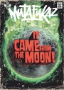 Book cover: Mutafukaz - It came from the moon - Run - 9782916739298