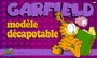 Couverture du livre Garfield modele decapotable - DAVIS JIM - 9782922148657