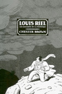 Book cover: Louis Riel - BROWN CHESTER - 9782922585964