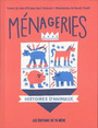 Book cover: Ménageries - Baril Guérard Jean-Philippe - 9782923553146