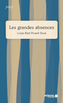 Book cover: Grandes absences (Les) - Picard-Sioui Louis-Karl - 9782923713748