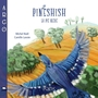Couverture du livre Pineshish, la pie bleue - Noël Michel - 9782924309384