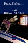 Book cover: La metamorfosis - KAFKA FRANZ - 9788497403610