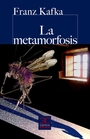 Book cover: La metamorfosis - KAFKA FRANZ - 9788497405539
