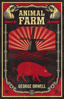 Couverture du livre Animal Farm - ORWELL GEORGE - 9789897785962