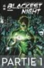 Couverture du livre Blackest Night - Partie 1 - Johns Geoff - 9791026842057